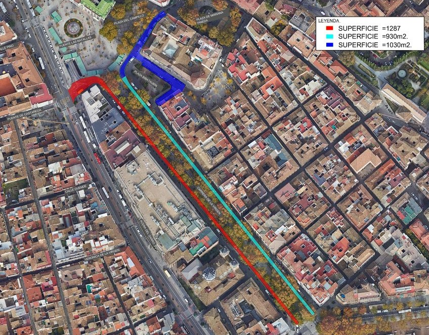 Plan Asfalto Carrera de la Virgen