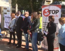Día Mundial en Recuerdo de las Víctimas de Tráfico en Granada 2015