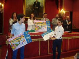 Clausura actividades educación vial Granada 2016