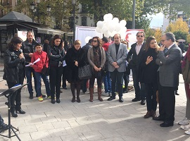 World Day of Remembrance for Road Traffic Victims in Granada 2016