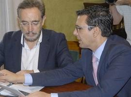 Signing BAP Granada