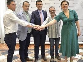 Paco Cuenca, Raquel Ruz, Cenes de la Vega, Pulianas, Granada, Taxi