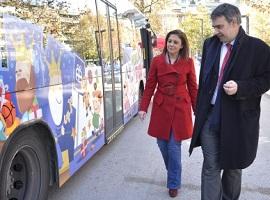 Raquel Ruz Autobús Solidario Granada 2018