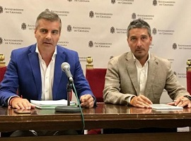 Presentation 39 new buses for Granada