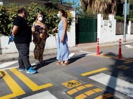 Paseo de las Palmas Raquel Ruz Seguridad Vial