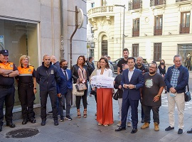 Domingo sin coche Granada
