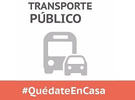 Transporte público covid19 Granada