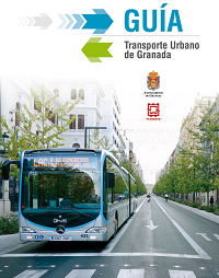Gu�a de la red urbana de transporte p�blico de Granada
